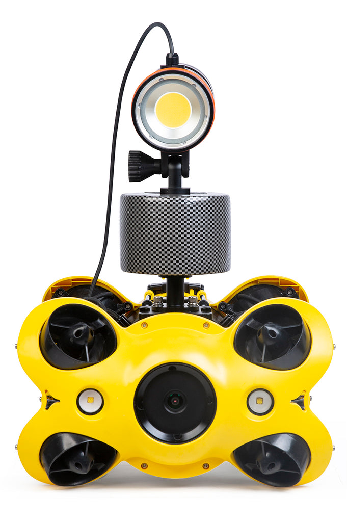 Chasing M2 Underwater Drone LED