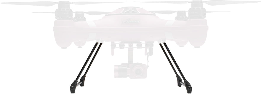 Splash Drone 3 parts landing gear