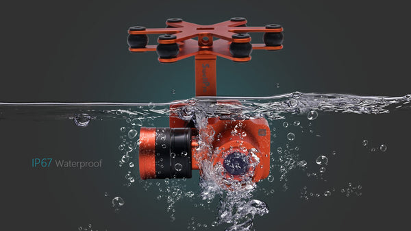Splash Drone AUTO 3 Waterproof Gimbal