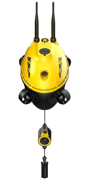 CHASING F1 Fish Finder Drone Wireless Underwater Fishing Camera - Urban Drones