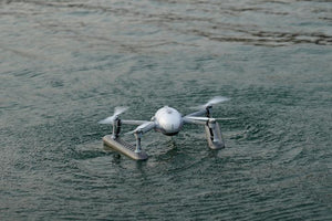 PowerVision PowerEgg X Drone with Artificial Intelligence AI waterproof capable - Urban Drones