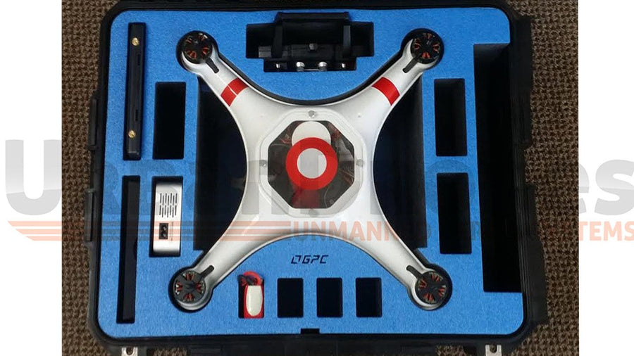 Waterproof Case for Splash Drone 1 or 2 While Supplies Last - Urban Drones
