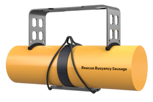 PL3 Payload Release System with Life Buoy and Search and Rescue SAR 1 Kit (DRONE NOT INCLUDED)