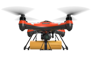PL4 Payload Release System with Life Buoy and Search and Rescue SAR 2 Kit (DRONE NOT INCLUDED)