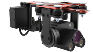 PL4 Payload Release System with Low Light Vision Camera for Splash Drone 3 Plus - Urban Drones