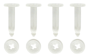 Gimbal replacement clips pins