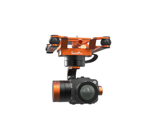 Waterproof 3 Axis Gimbal 4K Camera