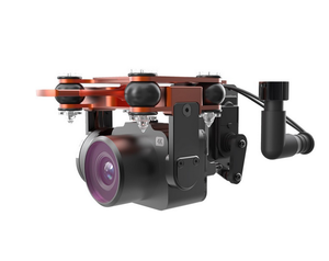 Payload Release With 1 Axis Stabilized 4K Camera Gimbal PL3 (drone not included) - Urban Drones