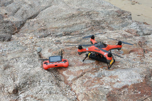 Splash Drone 3 Plus with remote control ready to ship
