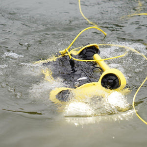 Chasing M2 Underwater Drone - Urban Drones
