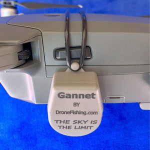 Drone Fishing Bait Release for DJI Mavic Pro Platinum by Gannet