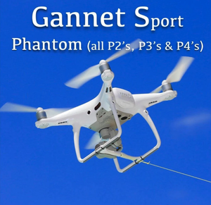 Drone Fishing Gannet Sport Bait Release for DJI Phantom - Urban Drones
