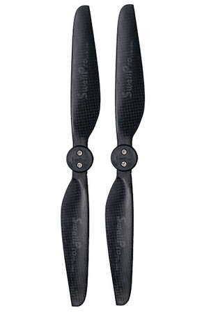 Splash Drone 3 Plus Carbon Fiber Propeller Pair - Urban Drones