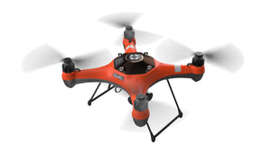 Splash Drone 3 Plus FILM Bundle Premium with FREE Insurance and Memory Card - Urban Drones