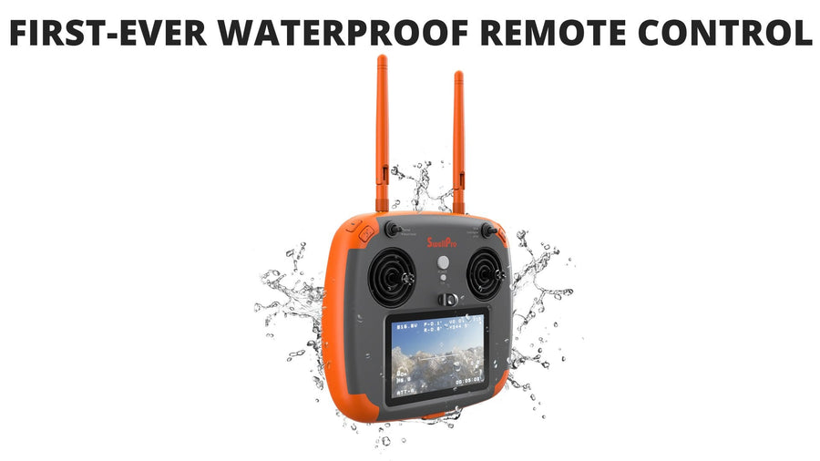 SwellPro Spry Plus Racing Waterproof Drone Fly More Bundle - Urban Drones