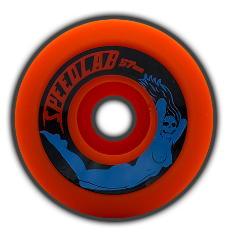 Bombshells 57mm/99A - Orange (Special Edition)