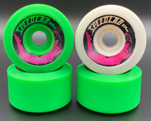 Bombshells 57mm/99A - Special Edition (3 Green & 1 White)