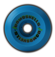 Bombshells 57mm/99A - Limited Edition Blue