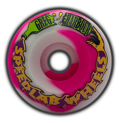 Greg Harbour Pro model 56mm/101A (Special Edition)