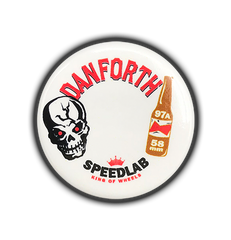 Speedlab Wheels 'Bill Danforth' Button pin