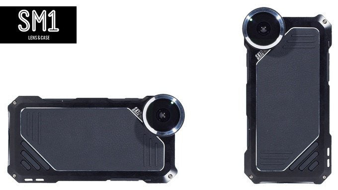 Skidmark Skatemag #SM1 iPHONE case & 235 degree lens