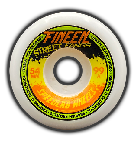 Street Fangs 54mm/99A