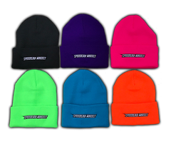 Speedlab Wheels Cuffed Beanie