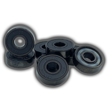 Switch N2O Ceramic Titanium bearings