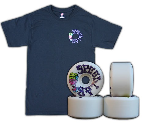 'Artist Series - Bobby Brown' COMBO - 'Bobby Brown' (short sleeve t-shirt) + 'Bobby Brown' 61mm/99A
