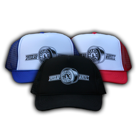 Speedlab Wheels Trucker Hat