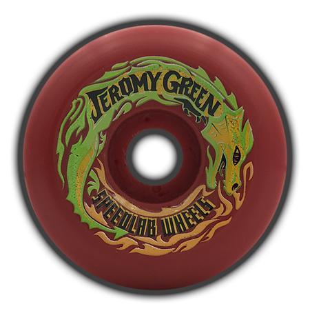 Jeromy Green Pro model 59mm/99A