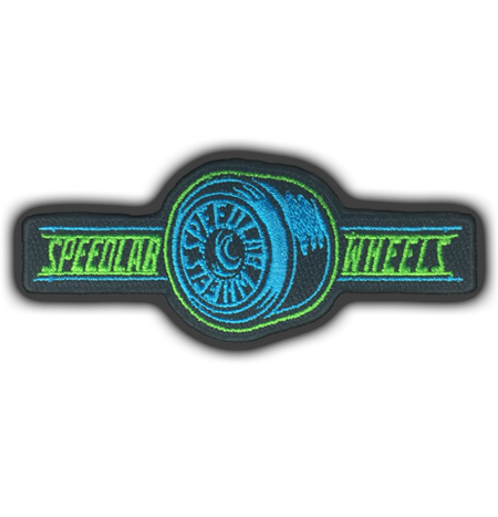 Speedlab Wheels 'Wheel logo' Patch