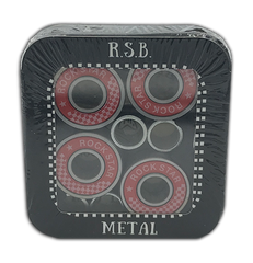 Rock Star Bearings - ABEC 9 Red Shield