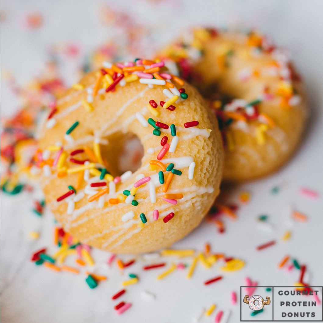 Donuts - Birthday Cake