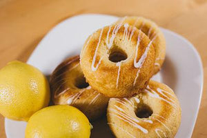 Donuts - Lemon Cheesecake