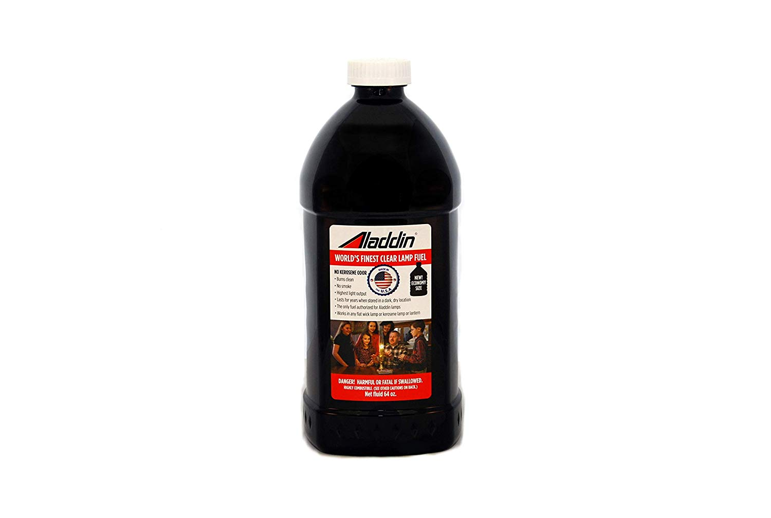 Aladdin lamp Kerosene oil fuel - 64 oz ( 2 litre )