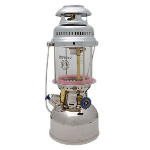 Petromax HK 500 Pressure kerosene oil lamp - camping - lighting - German made