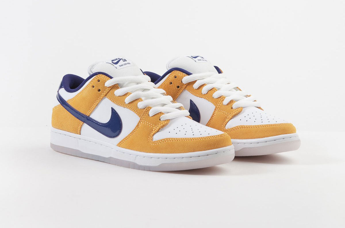 Nike SB Dunk Low Pro Laser Orange