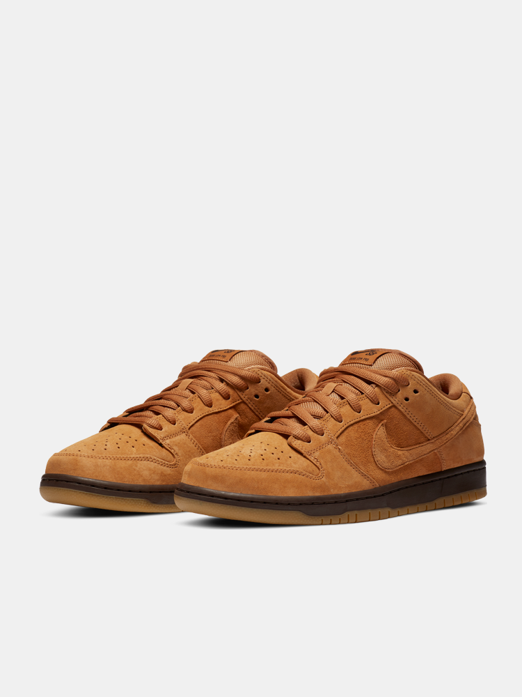 Nike SB Wheat Mocha Dunk Low