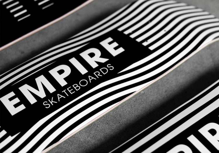 Empire phantom series designed by Tom Richardson