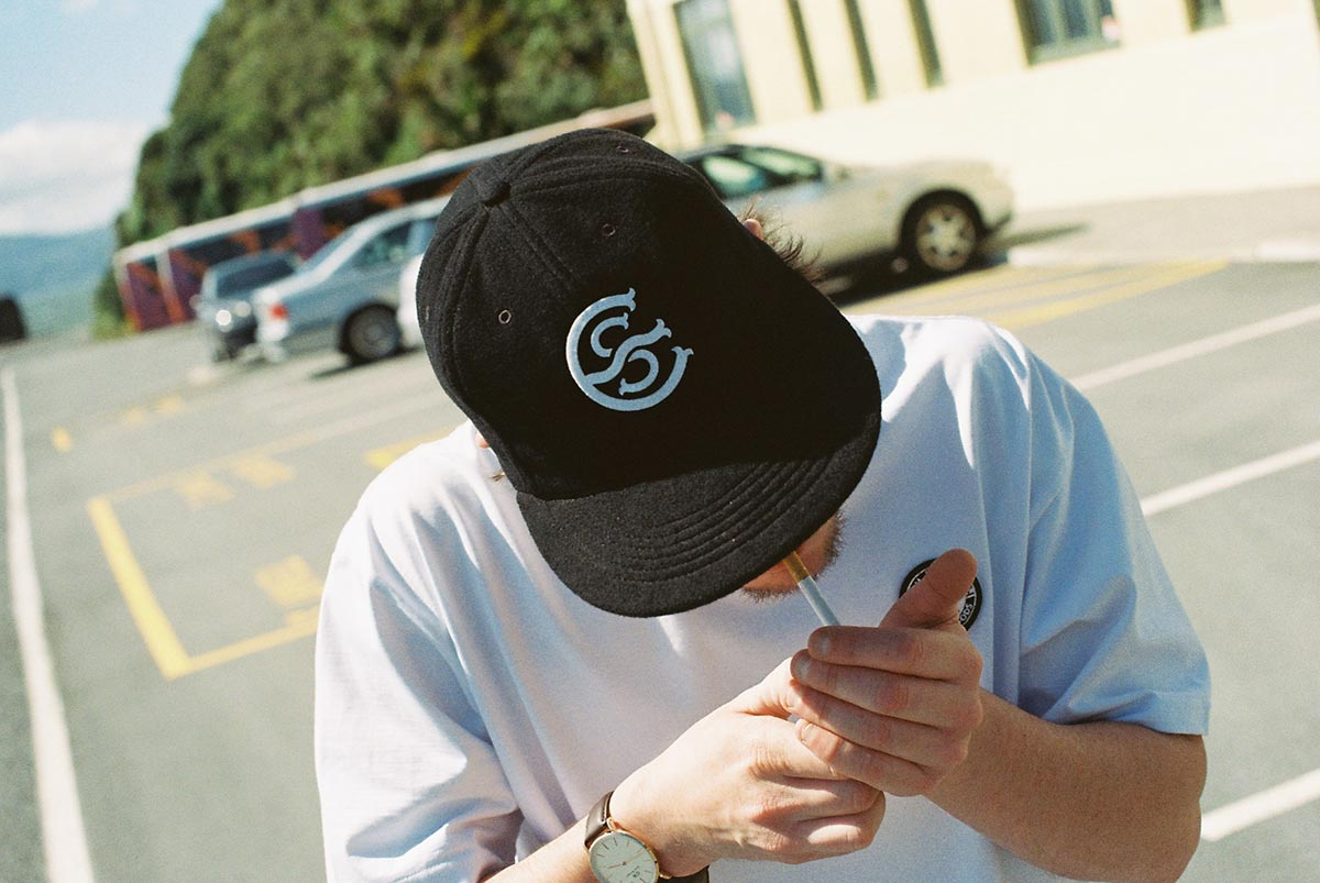 Empire wool 6 panel ball cap tomr.co