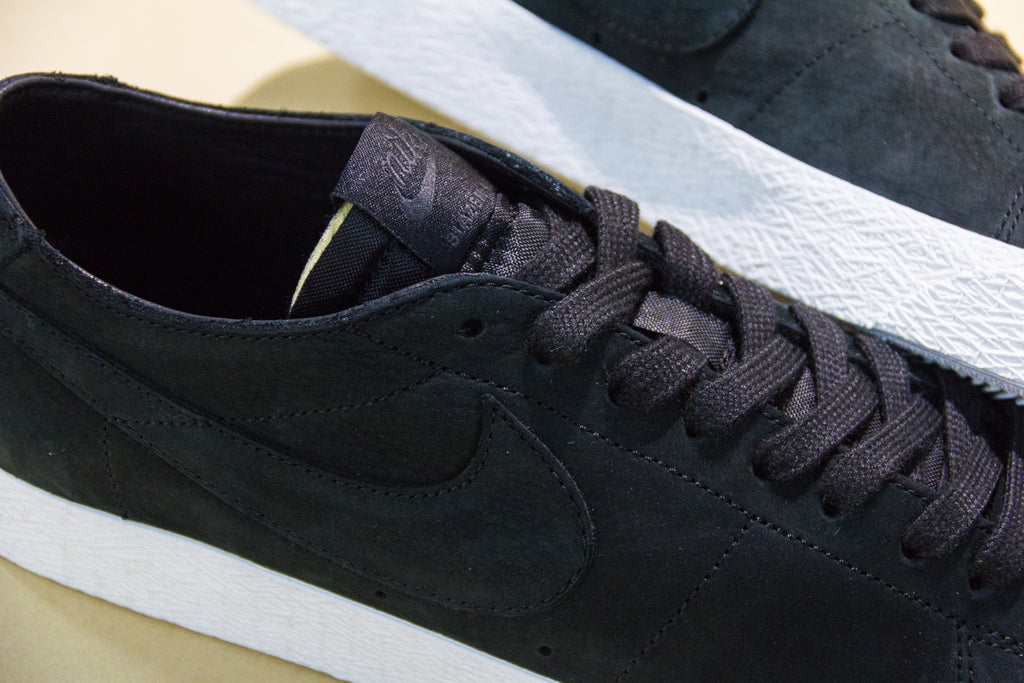 Nike SB Blazer Deconstructed Black
