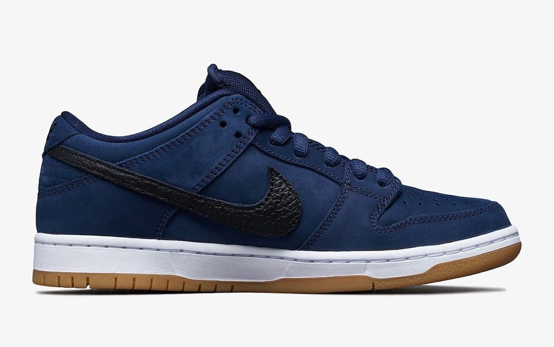 Nike SB Dunk Low ISO navy