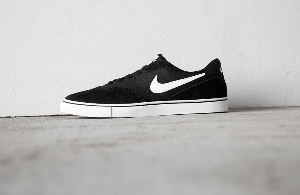 f5268c86d5dd90 Nike SB Paul Rodriguez 9 VR - Black   White – Empire Skate