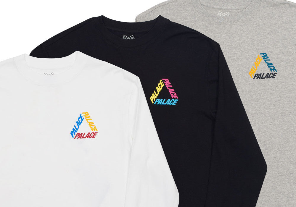 palace p3 long sleeve