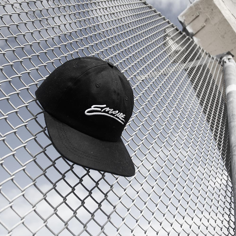 Empire script 6 panel tom richardson design
