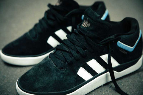 tyshawn jones adidas black sneakers