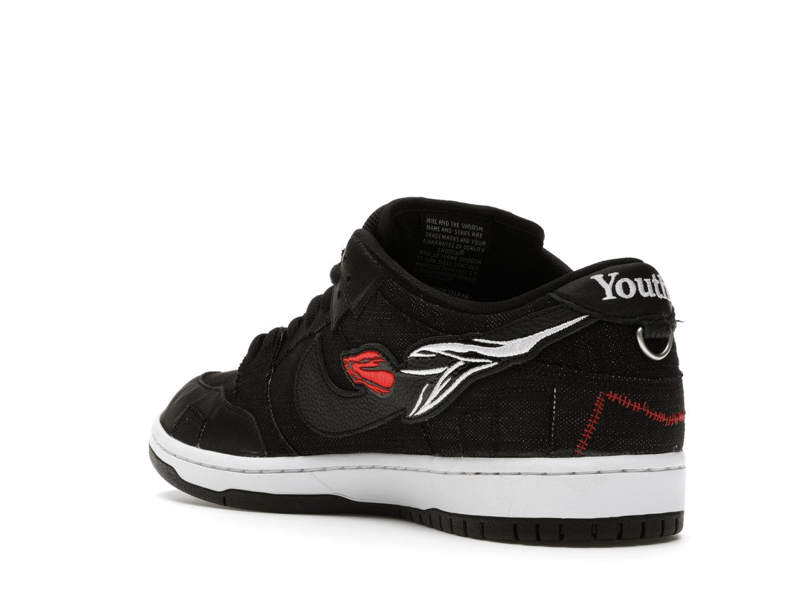 nike sb dunk low wasted youth verdy