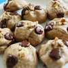 Soft Baked Chocolate Chip Walnut Cookies (Gluten-Free)