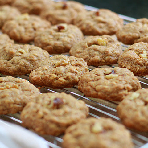 Vegan Oatmeal Walnut Cookies by The Superfood Grocer (Philippines) - Freshly Baked!